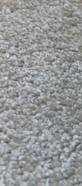 Vopi koberce Běhoun na míru Capri béžový - šíře 40 cm s obšitím Béžová