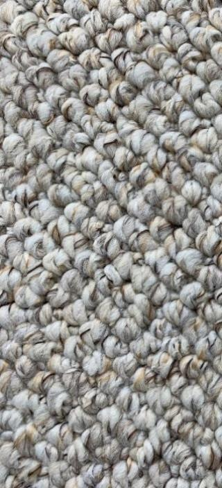 Vopi koberce Běhoun na míru Wellington béžový - šíře 40 cm s obšitím Béžová