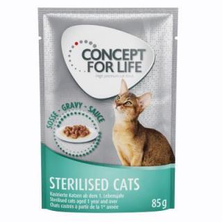 Výhodné balení Concept for Life 48 x 85 g -  Kitten v želé