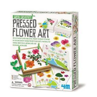 Výroba dekorace z květin