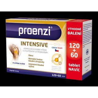 WALMARK  Proenzi Intensive 120 60 tablet PROMO 2020, Forma výrobku: Kapsle