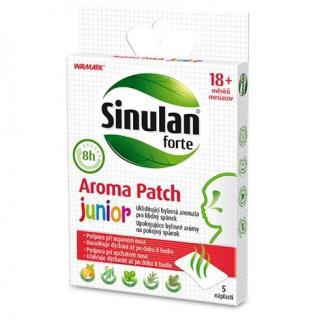 Walmark Sinulan Forte Aroma Patch junior 5ks