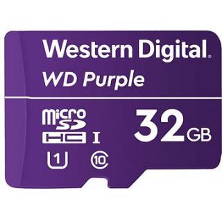 WD Purple MicroSDXC 128GB UHS-I U1