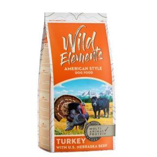 Wild Elements - krocan - výhodné balení: 2 x 12 kg