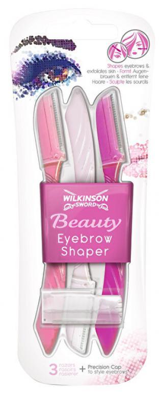 Wilkinson Sword Zarovnávač obočí Wilkinson Intuition Perfect Finish
