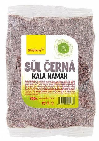 Wolfberry Himalájská sůl černá KALA NAMAK 700g