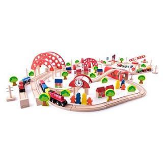 Woody Vláčkodráha s hlavním nádražím