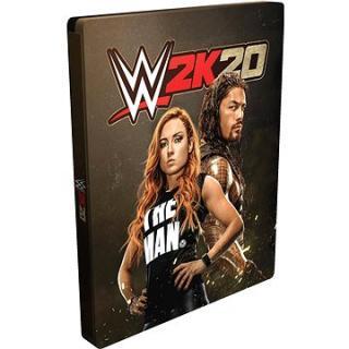 WWE 2K20 Steelbook Edition - Xbox One