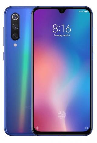 Xiaomi Mi 9 SE, 6 GB/64 GB, Global Version, Ocean Blue - zánovní