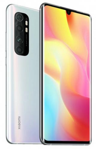 Xiaomi Mi Note 10 Lite - bílá   6,47