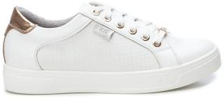 XTi Dámské tenisky White Pu Ladies Shoes 49804 White 41
