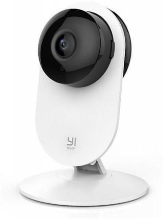 Yi Home IP 1080P Camera, bílá  - použité