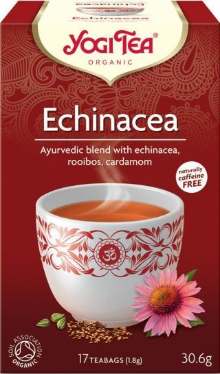Yogi Tea Bio Echinacea 17x1,8g,Yogi Tea Bio Echinacea 17x1,8g