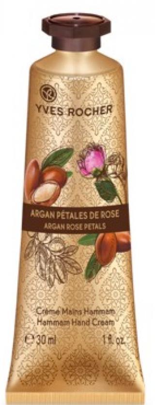 Yves Rocher Krém na ruce Argan & bio růže z Maroka 30ml