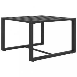Zahradní konferenční stolek antracit Dekorhome
