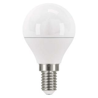 Žárovka LED Mini Globe E14 8W teplá bílá