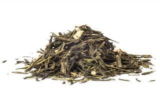 Zelený čaj ManuTea Ženšen s rakytníkem - 50 g